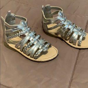 Carters girl gladiator sandals